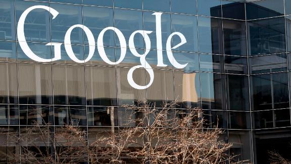 FILE - This Thursday, Jan. 3, 2013, file photo shows Google