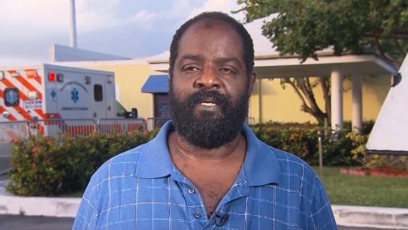 Brent Lowe in Nassau