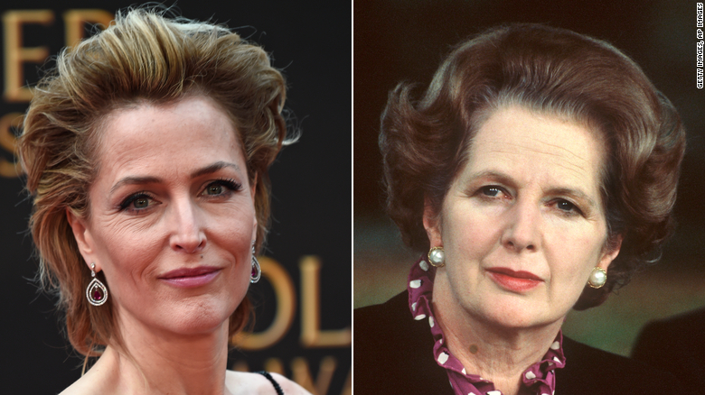 Actress says she would be 'delighted' to play Thatcher