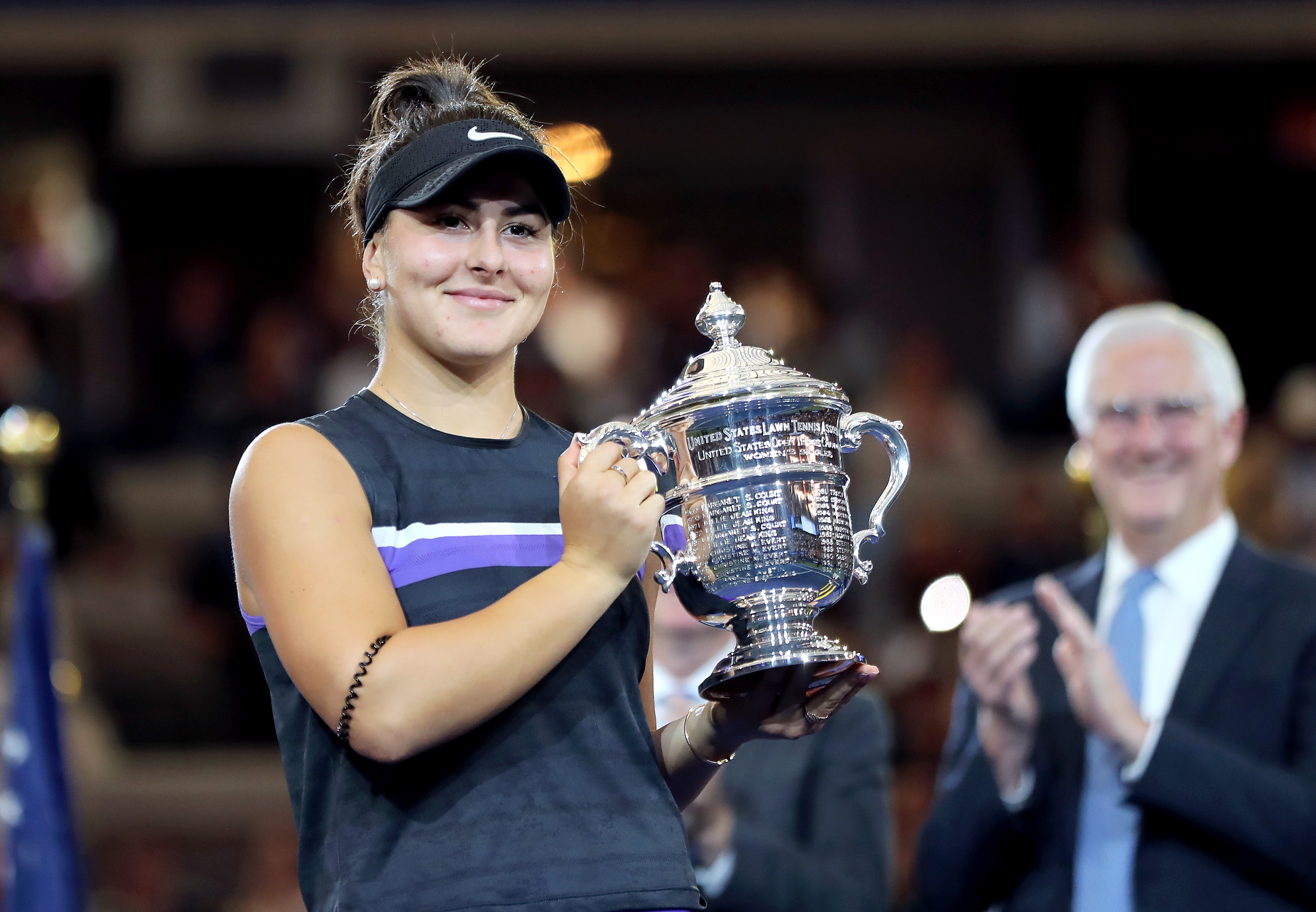 US Open champ: I've dreamt of this moment for a long time