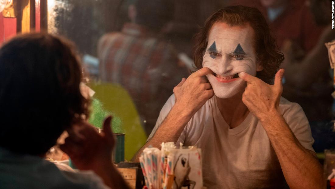 'Joker' has huge second weekend at the box office