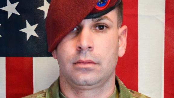 The paratrooper was killed while conducting operations Thursday, September 5, 2019 in Kabul, Afghanistan.