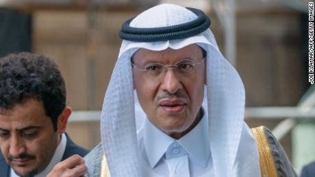 Saudi Arabia fires its oil minister for the second time in 3 years