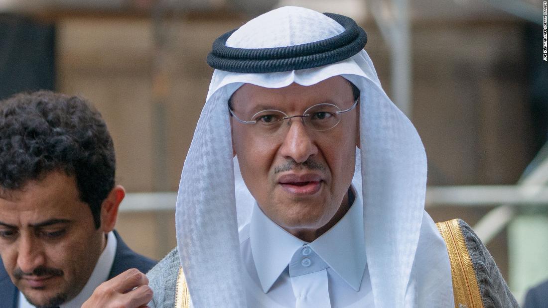 Saudi-Arabien feuert seine öl-minister zum zweiten mal in 3 Jahren