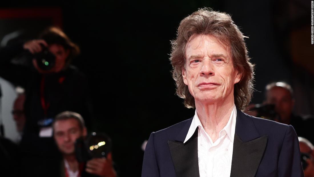 Mick Jagger knallt Trump über Umweltpolitik