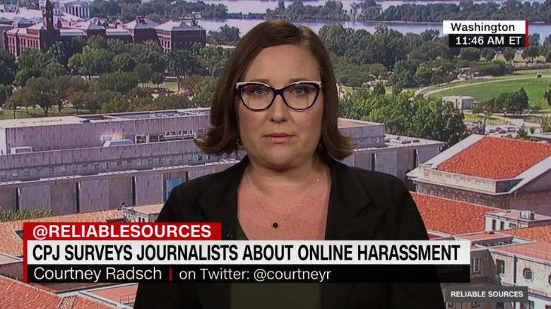How online harassment threatens press freedom