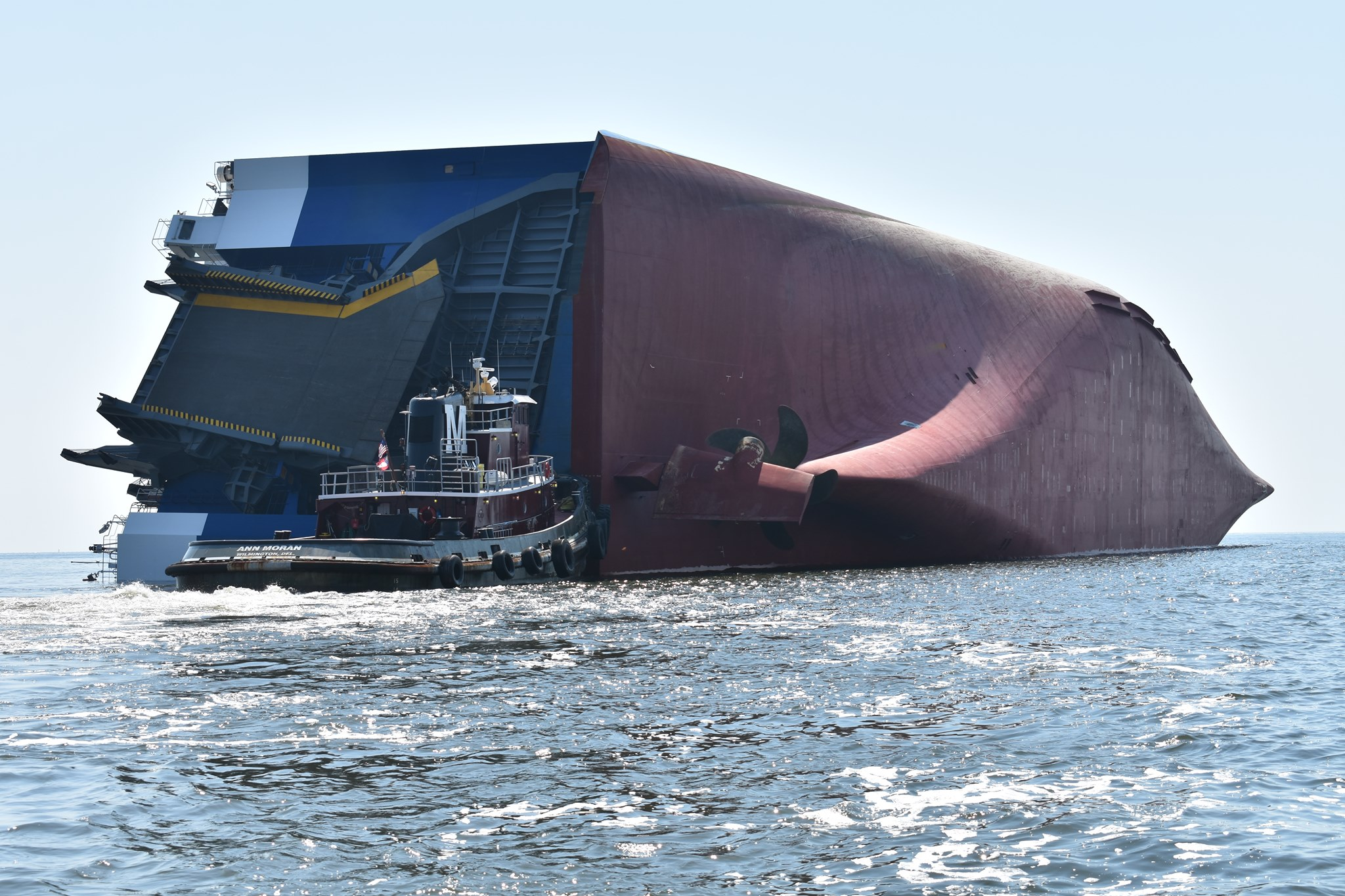 Crew Members Of Capsized Cargo Ship Rescued Cnn Video