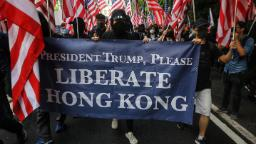 China gifted propaganda win as Trump's protest response undermines US efforts to protect Hong Kong