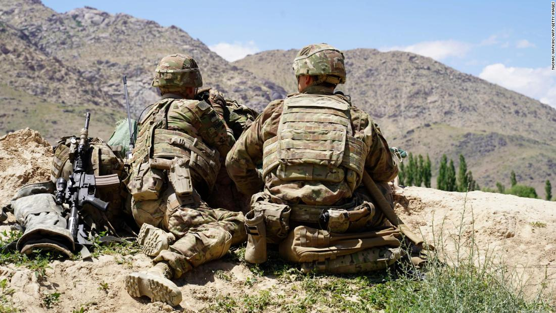 The truth died in Afghanistan
