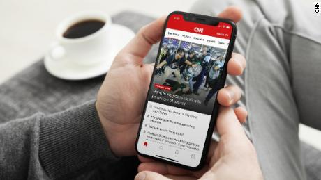 Mobile Apps - CNN