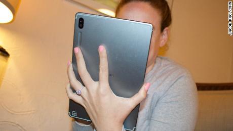 Samsung Galaxy Tab S6 review: A vibrant display, fast