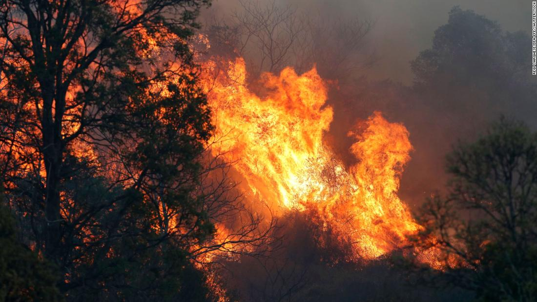 Australia U0026 39 S Fires Are An  U0026 39 Omen U0026 39  Of Blazes To Come