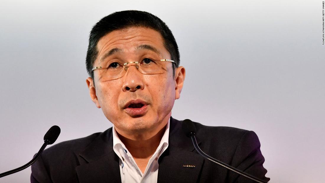 Nissan-CEO tritt zurück, nachdem er er war überbezahlt