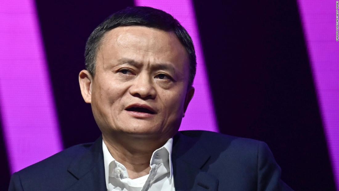 Jack Ma incassa miliardi di dollari in azioni Alibaba mentre il boom azionario