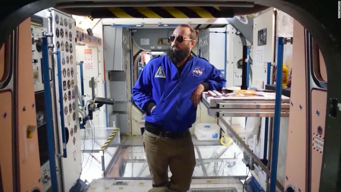 NASA remixed an Ariana Grande song to promote its mission to put a woman on the moon