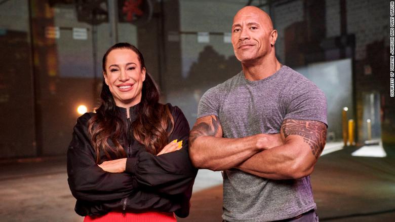 Dany García y Dwayne Johnson lanzarán su propia convención en 2020 llamada Athleticon que destacará y celebrará el atletismo, el bienestar y el entretenimiento.