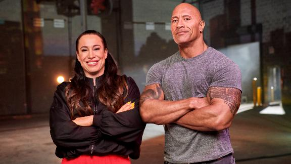Dany Garcia and Dwayne Johnson are launching their own convention in 2020 called Athleticon that will highlight and celebrate athletics, wellness and entertainment.