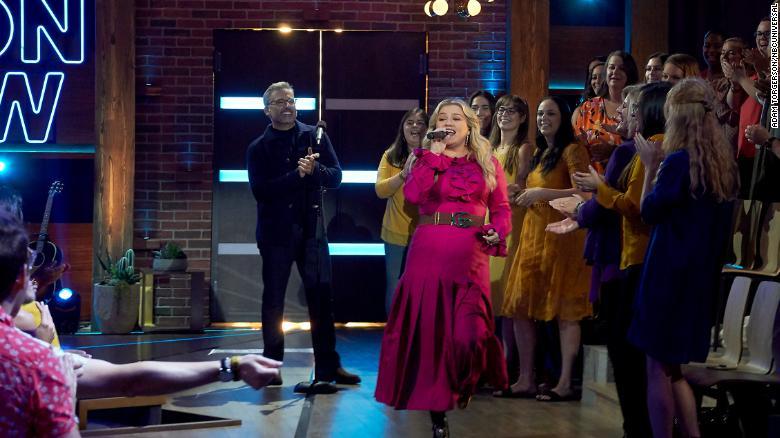 Kelly Clarkson, The Kelly Clarkson Show, Kelly, Clarkson