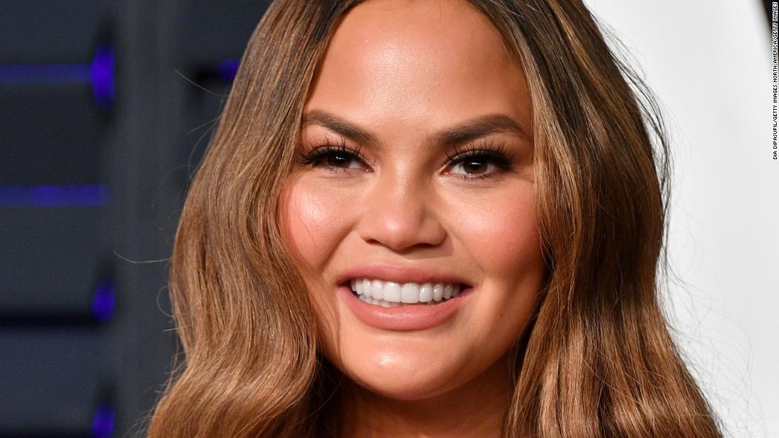 Chrissy Teigen is using Botox to treat 'really bad pregnancy headaches' thumbnail