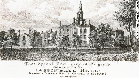 The seminary was founded in 1823 and has educated many leaders of the Episcopal Church.