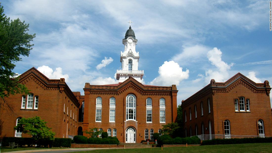 Virginia seminary sets aside $1.7 million to pay reparations to descendants of slaves