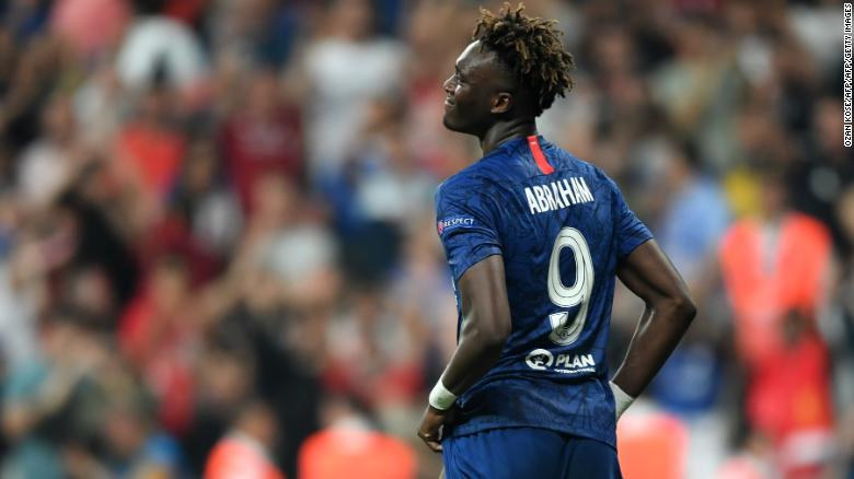 Tammy Abraham: My mum 'was in tears' from racist abuse