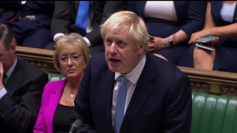 Boris Johnson's call for snap election fails ... again