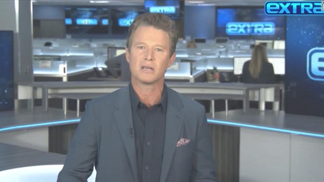 Billy Bush kembali ke host 'Ekstra' 3 tahun setelah Trump tape kontroversi