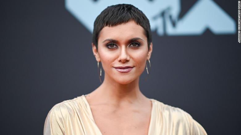 Actress Alyson Stoner says conversion therapy left her with 'scars'