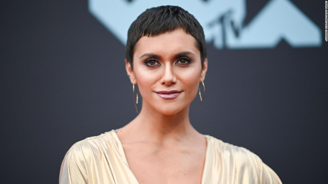 Alyson Stoner says conversion therapy left her with 'scars'