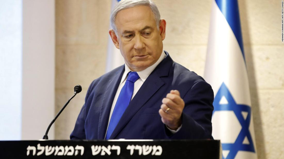 Netanyahu says Israel will annex parts of West Bank