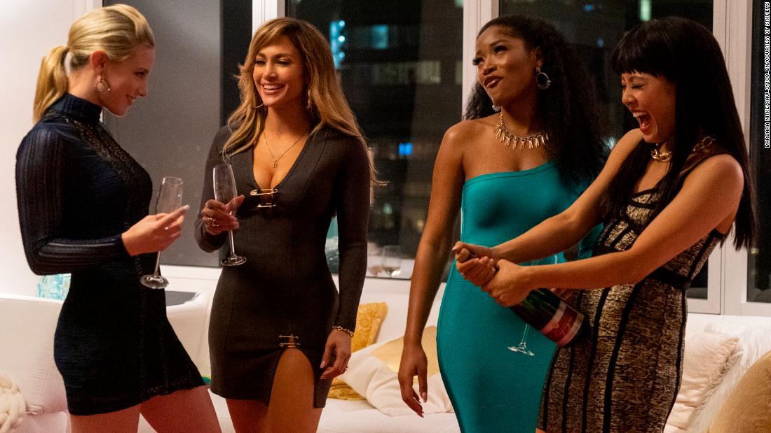 'Hustlers' wins big as one of Jennifer Lopez's best box office openings