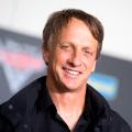Tony Hawk attends the world Premiere of Disney-Pixar 'Cars 3' at the Anaheim Convention Center, on June 10, 2017, in Anaheim, California. / AFP PHOTO / VALERIE MACON        (Photo credit should read VALERIE MACON/AFP/Getty Images)