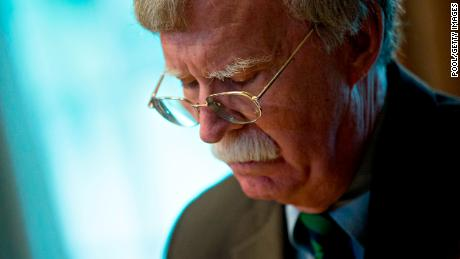 Bolton bolts and Iran war fever suddenly drops