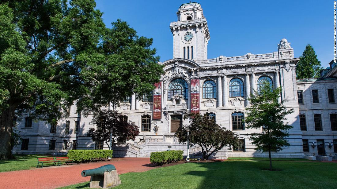 Naval Academy launches investigation after report of apparent noose
