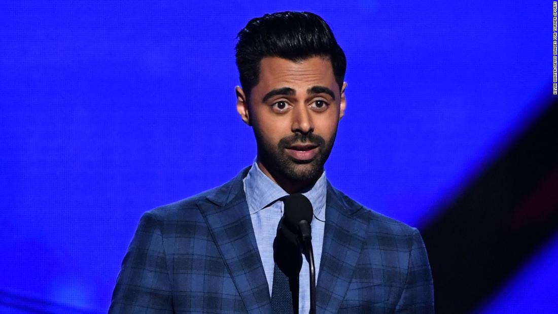 Hasan Minhaj set to host Vax.India.Now benefit | CNN
