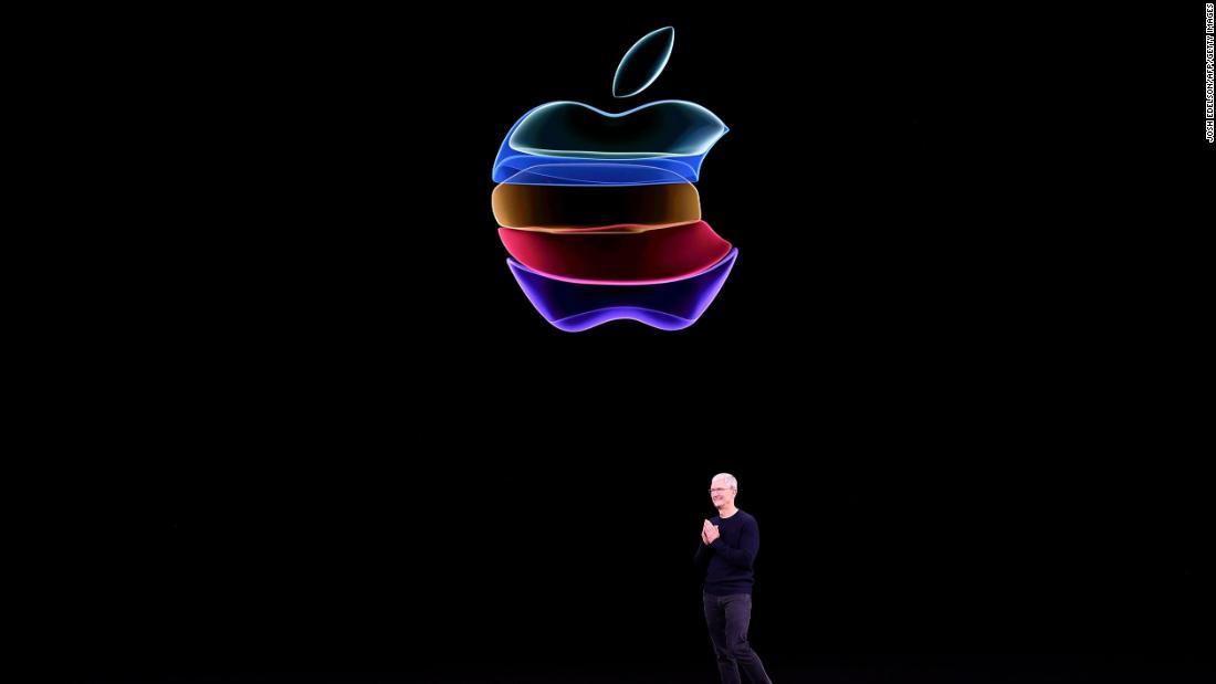 どのように多くのiPhone11sがAppleす。