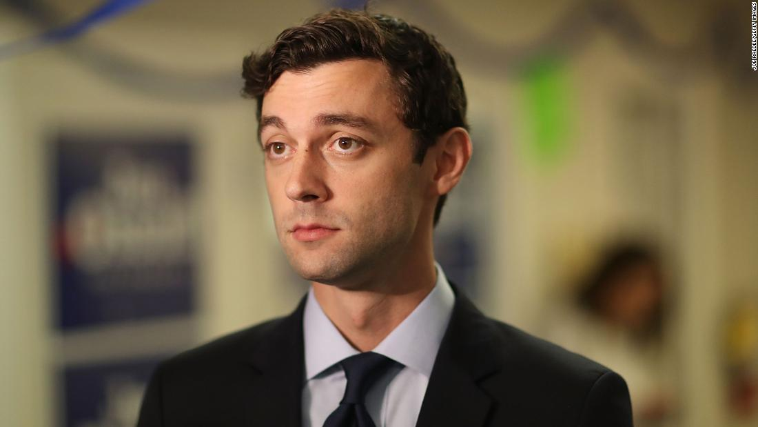 Ossoff launches Senate run after costly congressional bid