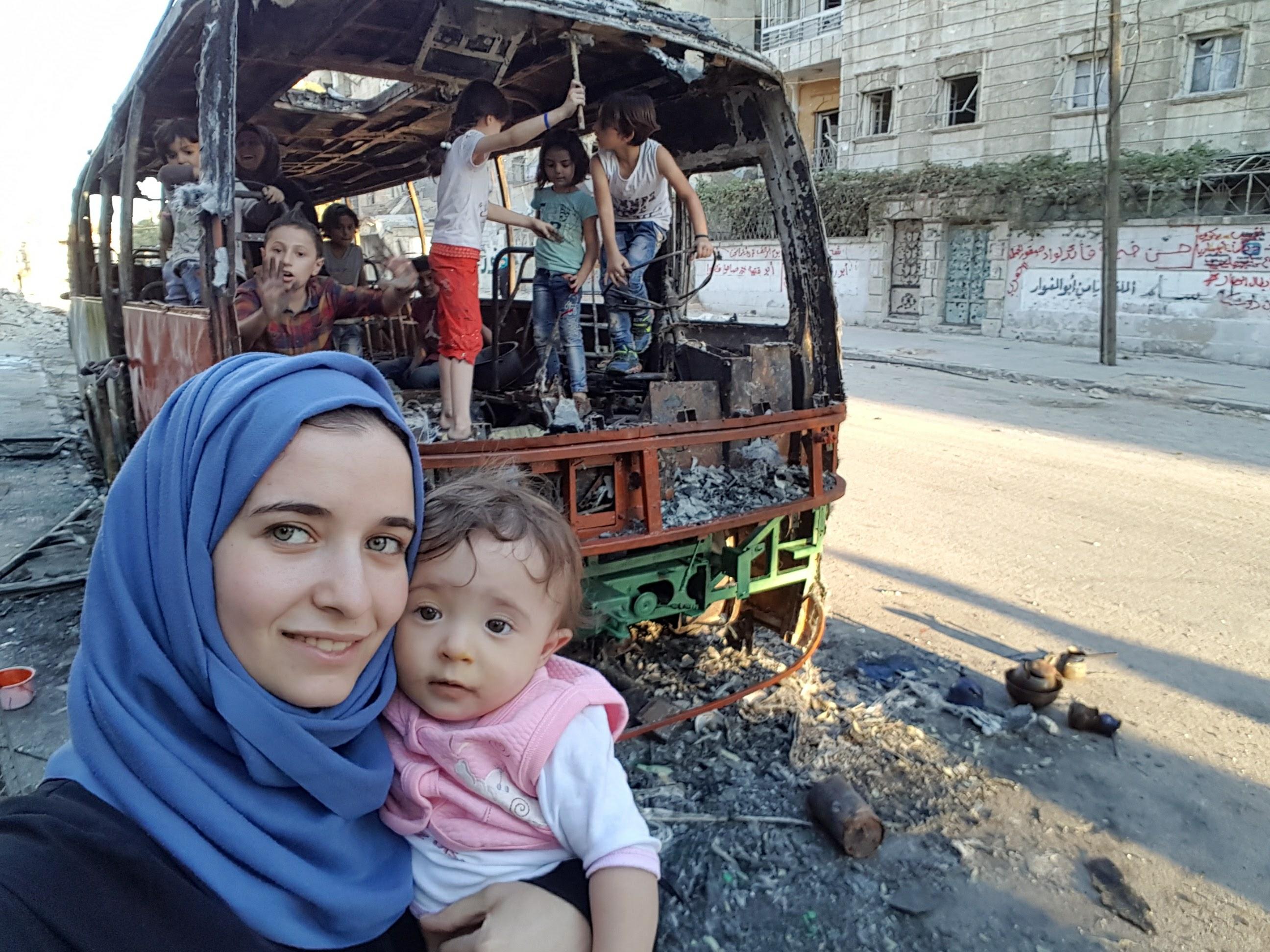 For Sama': Capturing life in Aleppo under siege - CNN Video