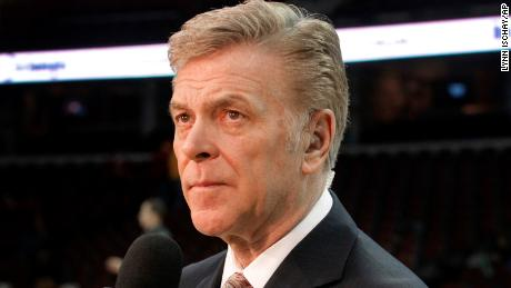 Fred McLeod was about to start his 14th consecutive season as the Cleveland Cavalier's play-by-play announcer.