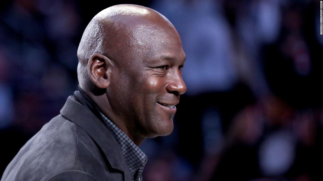 Michael Jordan pledges $1 million to help the battered Bahamas