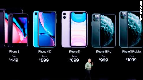 Image result for Apple unveils new iPhone 11