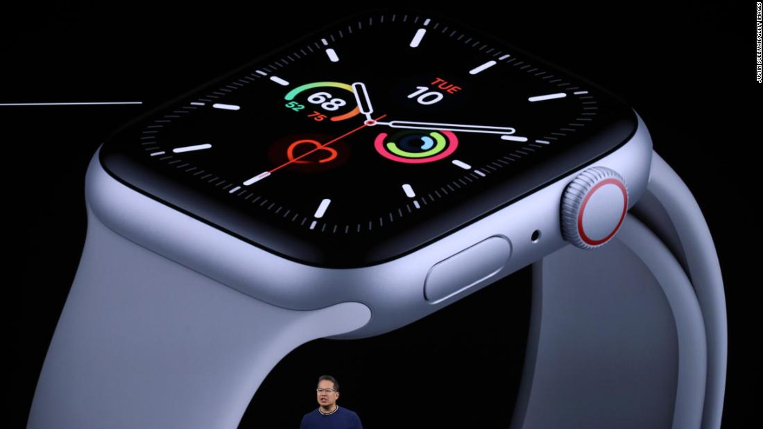 Apple Watches and iPhones could be used to detect a leading cause of strokes - CNN