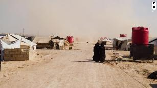 A forgotten camp in Syria could be the birthplace of ISIS' revenge generation