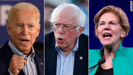 2020 Presidential Candidate Ages Explore The Generation Gap Cnnpolitics