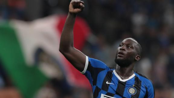 Romelu Lukaku left United to join Italian side Inter Milan.