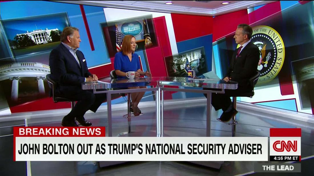 Fmr GOP House Intel Chair Mike Rogers: Trump hiring Bolton was like 'speed dating gone wrong'