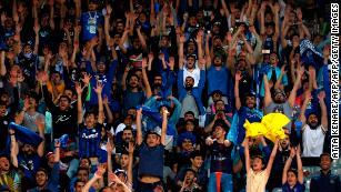 ผลการค้นหารูปภาพสำหรับ FIFA must act after death of Iran's 'Blue Girl,' says activist