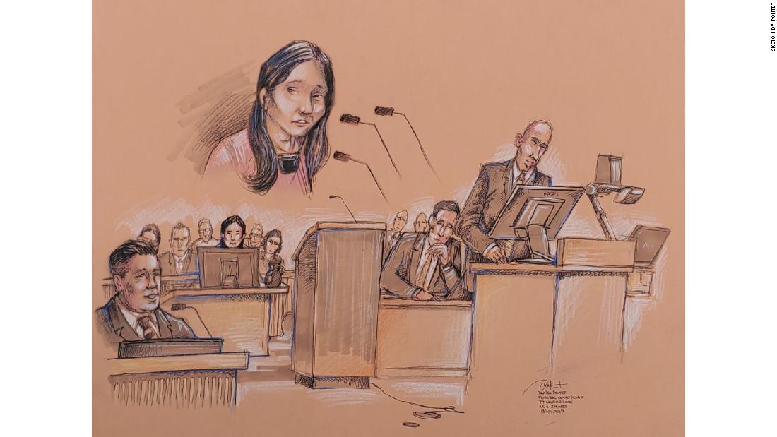 Jury deliberations begin in trial of alleged Mar-a-Lago intruder Yujing Zhang