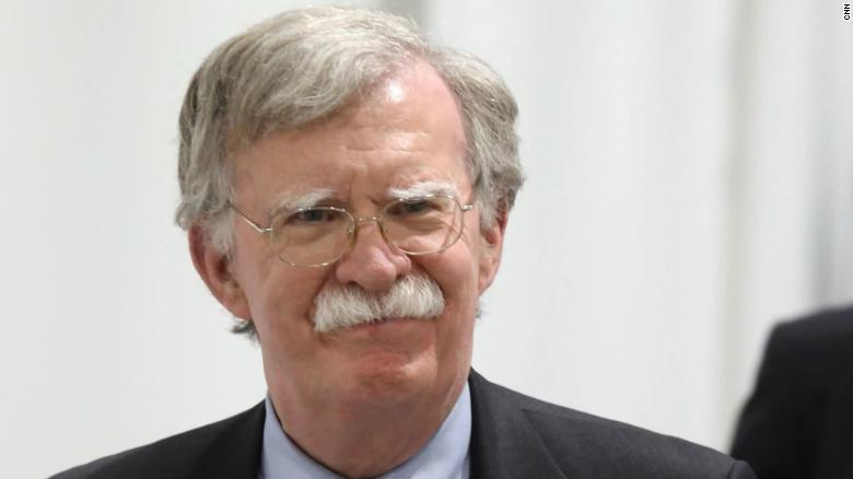 State Department official to testify that John Bolton warned about influence of Rudy Giuliani on Ukraine